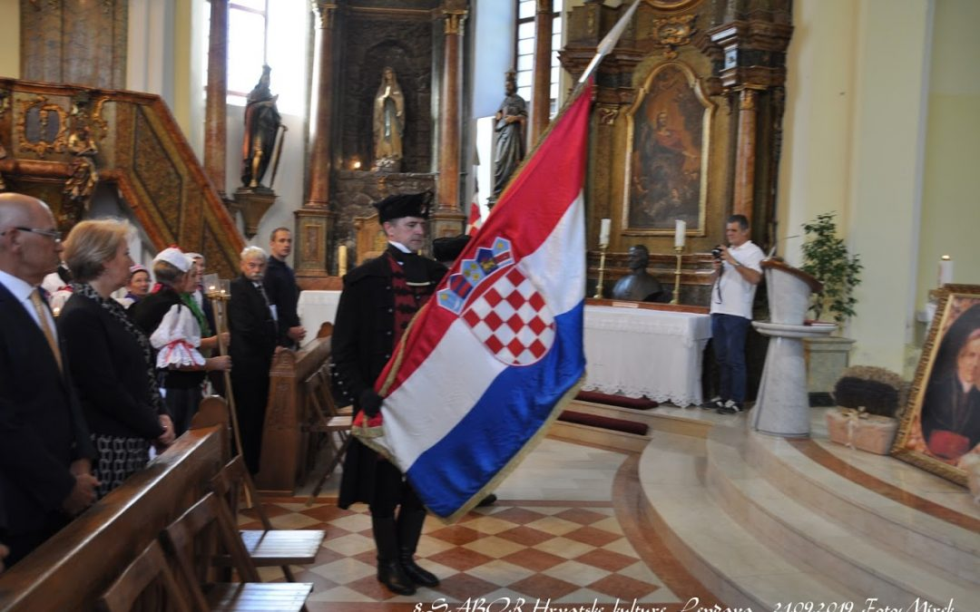 8.SABOR HRVATSKE KULTURE U SLOVENIJI – Misno  slavlje na hrvatskom jeziku u crkvi sv. Katarine