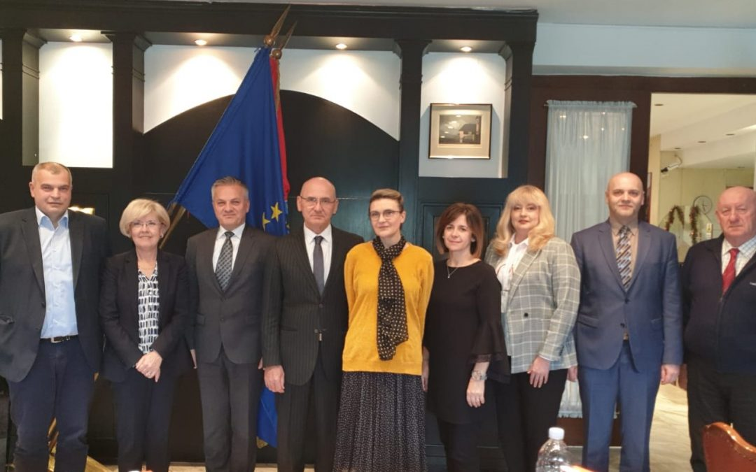 Peta sjednica Povjerenstva za pitanje statusa Hrvata u Republici Sloveniji