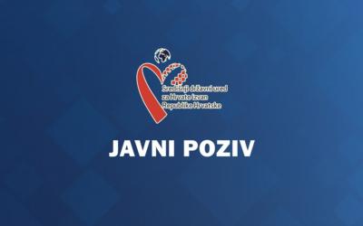 Javni poziv za dodjelu stipendija za učenje hrvatskoga jezika u Republici Hrvatskoj za zimski semestar akademske godine 2020./21.